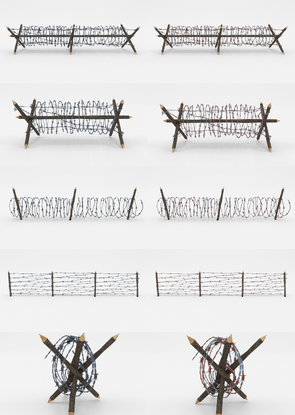 Enchanting Barbed Wire Collection Collection - Electrical and Wiring ...