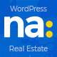 NA - Responsive WordPress Theme for Real Estate Nulled