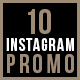 10 Instagram Fashion Post - GraphicRiver Item for Sale