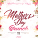 Mother Day Brunch Invitation - GraphicRiver Item for Sale