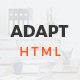 Adapt - One-page Business & Agency HTML Template - ThemeForest Item for Sale