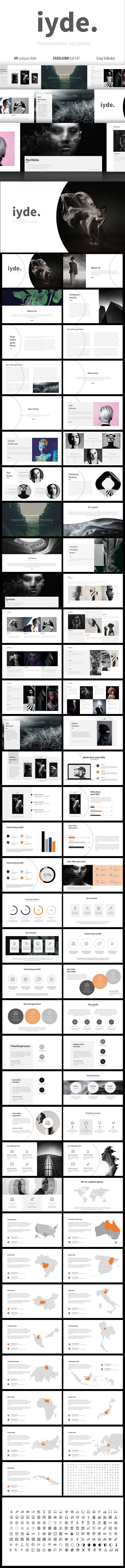 Iyde PowerPoint Presentation - PowerPoint Templates Presentation Templates