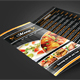 Trifold Menu Template Vol.10 - GraphicRiver Item for Sale