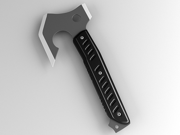Tactical Tomahawk - 3DOcean Item for Sale