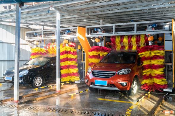 Auto Car Wash >> Automatic Car Wash