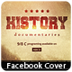 History - Facebook Cover [Vol.4] - GraphicRiver Item for Sale