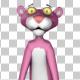 Pink Panther Walk