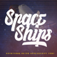 Haynthams Spacescript 2 in 1 Font - GraphicRiver Item for Sale