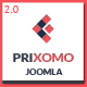 Prixomo - Responsive Multi-Purpose Joomla Theme - ThemeForest Item for Sale
