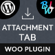 Attachment Tab For Woocommerce - CodeCanyon Item for Sale