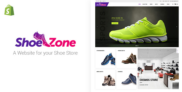 Shoe Zone | Responsive Shopify Shoe Store