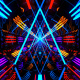 VJ Neon Light Tunnel - VideoHive Item for Sale