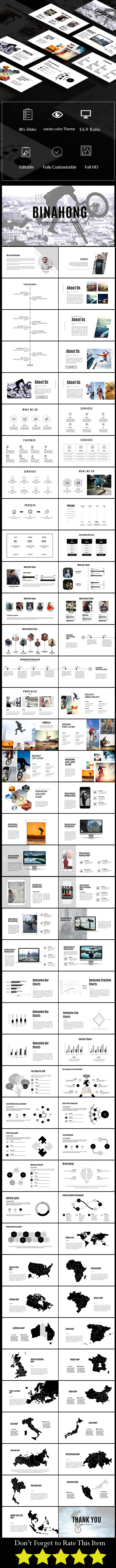 Binahong Powerpoint Presentation - PowerPoint Templates Presentation Templates