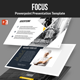 Focus - Powerpoint Presentation Template - GraphicRiver Item for Sale