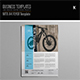 MTB A4 Flyer Template - GraphicRiver Item for Sale