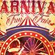 Funfair & Carnival Flyer - GraphicRiver Item for Sale