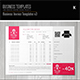 Business Invoice Templates v3 - GraphicRiver Item for Sale