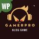 GAMERPRO - Fantastic Blog WordPress theme for GAME SITES Nulled