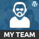 My Team - Wordpress Team Layouts - CodeCanyon Item for Sale