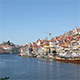 Porto City at Clear Sunny Day - VideoHive Item for Sale