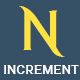 Increment Font - GraphicRiver Item for Sale