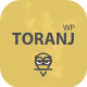 Toranj - Responsive Creative WordPress Theme Nulled