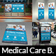 Medical Care Advertising Bundle - GraphicRiver Item for Sale