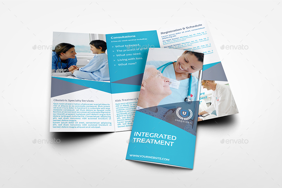 Medical Care Advertising Bundle By Owpictures Graphicriver