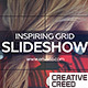 Inspiring Grid Slideshow - VideoHive Item for Sale