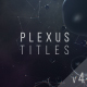 Plexus Titles 4 - VideoHive Item for Sale