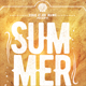 Summer Feels Good Flyer Template - GraphicRiver Item for Sale