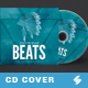Spectacular Beats - CD Cover Artwork Template - GraphicRiver Item for Sale