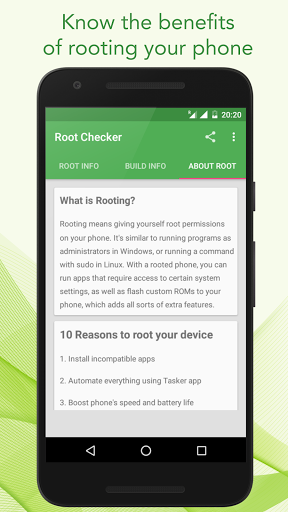 Root Checker and Busy Box Checker