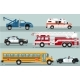 City Emergency Transport Isolated Set - GraphicRiver Item for Sale