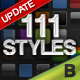 100 Photoshop Styles - GraphicRiver Item for Sale