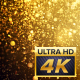 4K Miracle Golden Background - VideoHive Item for Sale