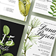 Wedding Invitation Suite - Forestal - GraphicRiver Item for Sale