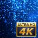 4K Brilliant Blue Background - VideoHive Item for Sale