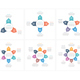 Circle Infographics - GraphicRiver Item for Sale