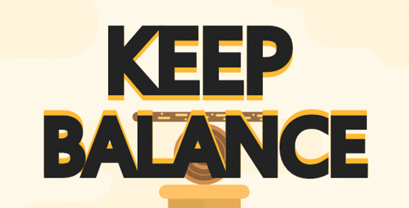 KEEP BALANCE - CodeCanyon Item for Sale