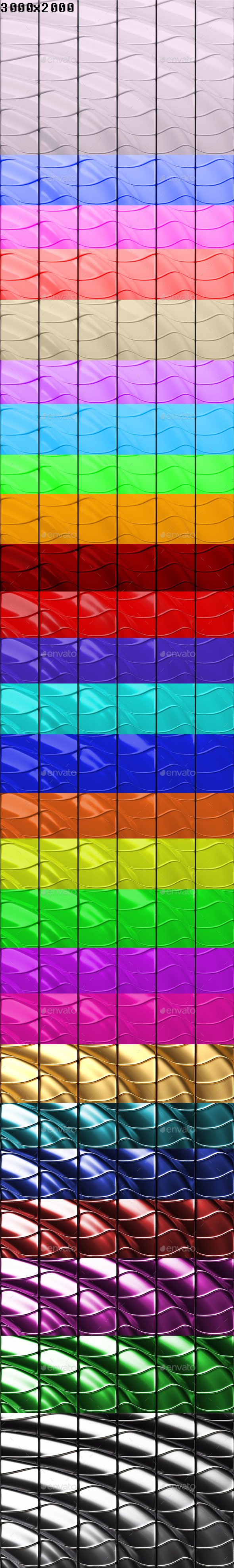 Geometric Waves Wallpapers - Backgrounds Graphics