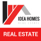 Idea homes - Real Estate Template Nulled