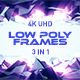 Low Poly Frames