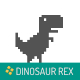 Dinosaur Rex Game Template for Android