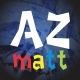 AZMATT Typeface - GraphicRiver Item for Sale