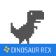Dinosaur Rex Game Template for IOS - CodeCanyon Item for Sale