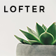 Lofter -  Minimal Blog - ThemeForest Item for Sale