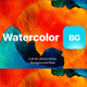 Watercolor Background Set - GraphicRiver Item for Sale