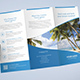 Brochure – Travel Agency Tri-Fold - GraphicRiver Item for Sale
