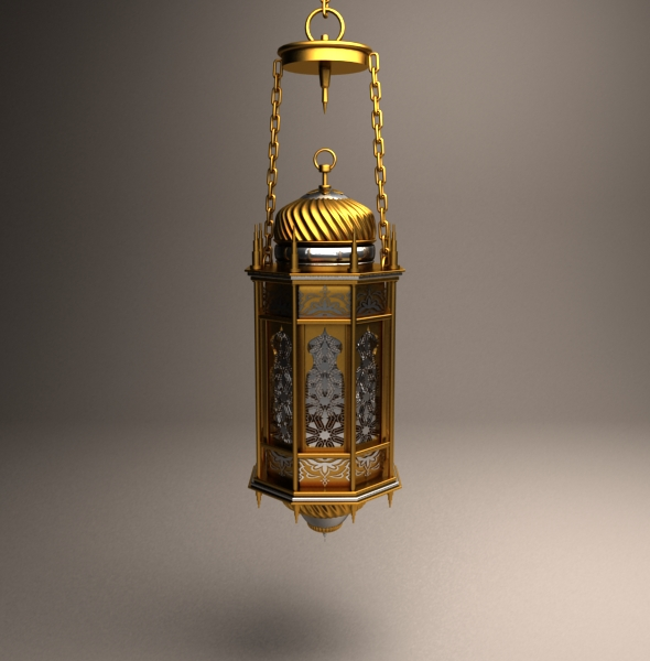 Ramadan Lantern 6 - 3DOcean Item for Sale